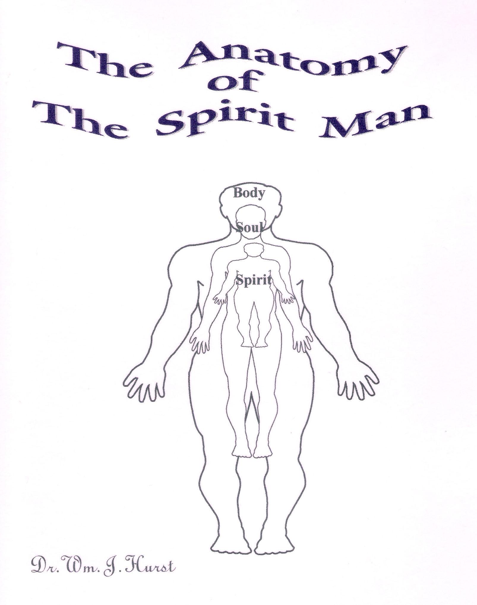 The anatomy of spirit